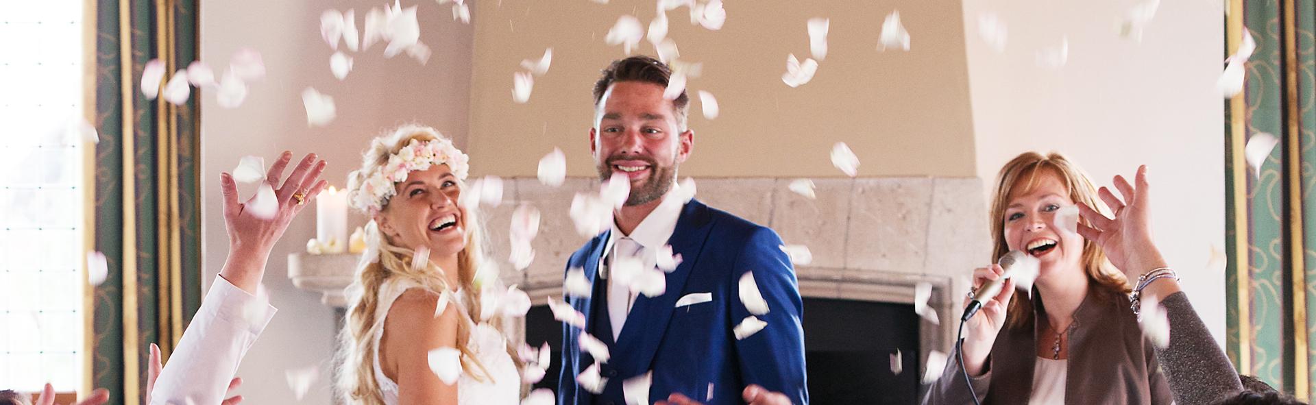 Je eigen bruiloft